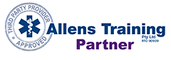 Allens Training Provider - First Aid Training Company