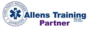 Allens Training partner logo