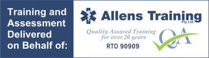 Training and assessment delivered on behalf of Allens Training